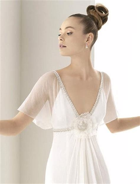 casual wedding dresses with sleeves for weddings