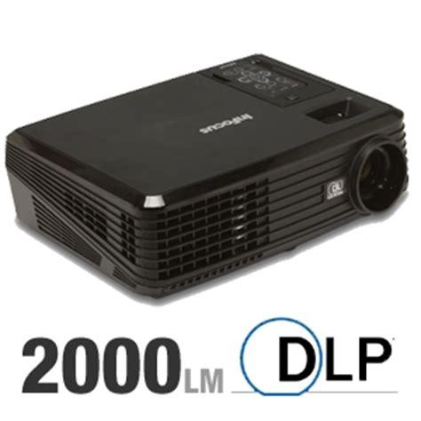 infocus x6 dlp projector 2000 lumens svga vga s