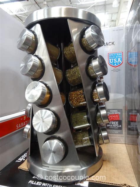 Spice Rack Costco kamenstein 20 jar spice rack costco 2
