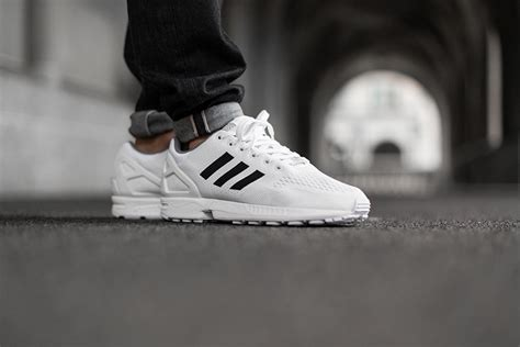 black and white pattern zx flux adidas zx flux black and white floral adidastrainersuk ru