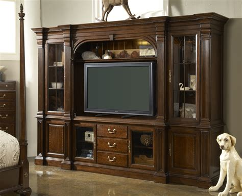buy american cherry salisbury home entertainment center by