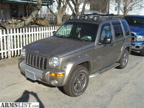 Jeep Liberty 2002 For Sale Armslist For Sale Trade 2002 Jeep Liberty Renegade