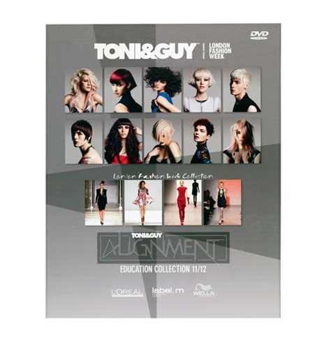 Toni And Guy 2011 Collection | toni guy alignment collection 2011 12 dvd free next day