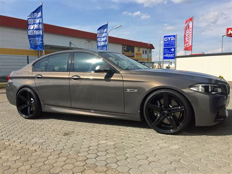 Bmw 5er Gt Tieferlegen by Bmw 5er Limousine Typ F10 Galerie By Gt Automotive Gmbh