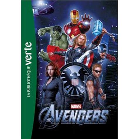 film roman marvel biblioth 232 que marvel tome 1 the avengers le roman du