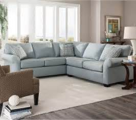 broyhill furniture ethan two sectional with corner