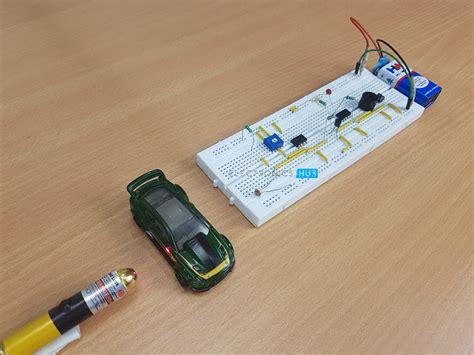 Alarm Laser laser security system