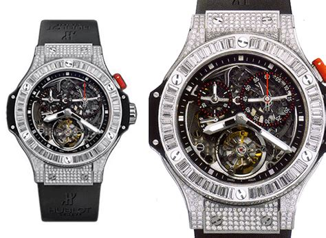 most expensive hublot wrist