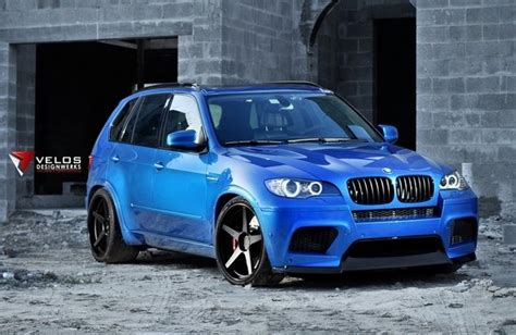 bmw xm  velos designwerks car review
