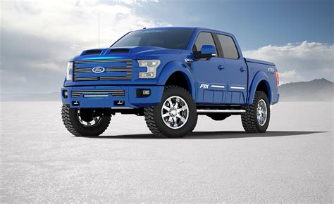 Ford Tuscany by Tuscany Black Ops F 150 Upcomingcarshq