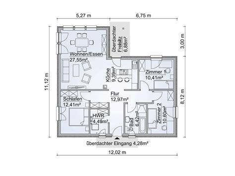 Bungalow Haus Pläne by Gem 252 Tlich 4 Zimmer Holzrahmenhaus Pl 228 Ne Galerie