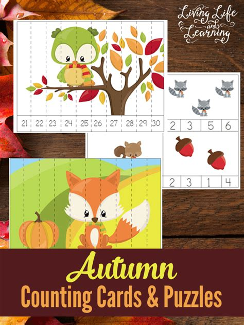 printable animal lacing cards autumn animals lacing cards