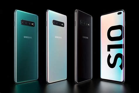 don t like foldable phone here s the new samsung galaxy s10 then mikeshouts
