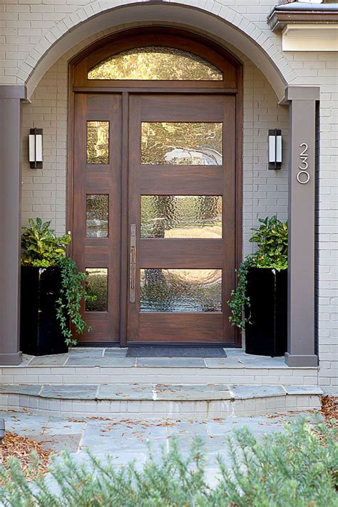 Front Doors Cute Contemporary Front Doors Design 28 Exterior Doors Uk