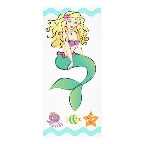9 best images of cute printable mermaid templates