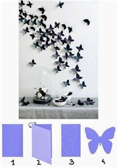 cara membuat hiasan dinding yang indah cara membuat hiasan dinding kamar dari kertas origami