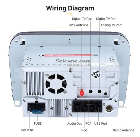 ouku din wiring diagram 30 wiring diagram images