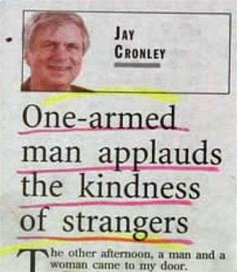 10 Silly Newspaper Headlines by Hilarious Newspaper Headlines That Actually Made It To Print