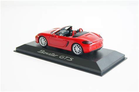 Porsche Boxster Teile by Teile Modellauto Porsche Boxster Gts 981 1 43