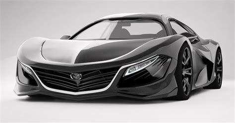 Mazda Rx9 Concept by 2018 Mazda Rx9 Mid Engine Design Concept Thoughts