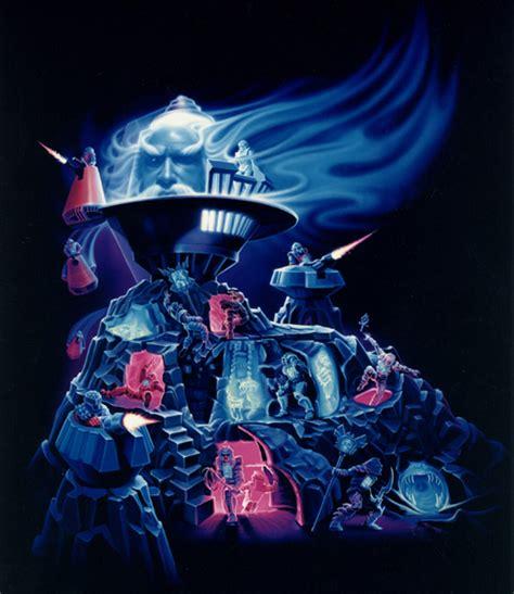 Magical Playset Iron Set Besar the holodrome iron mountain playset