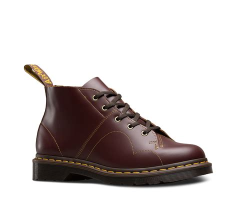 Dr Martens Boots 8217 church vintage smooth s boots official dr martens store uk