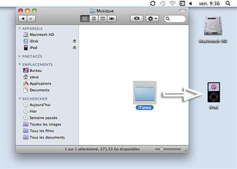 comment afficher disque dur bureau mac
