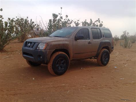 nissan xterra road tires 2007 nissan xterra road tire size