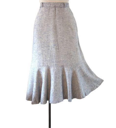 diy swing skirt vintage 1940s skirt flirtation walk swing skirt