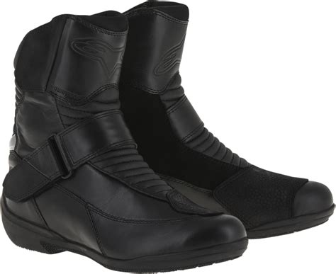 women s touring motorcycle boots alpinestars stella valencia waterproof womens motorcycle