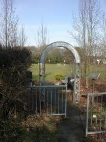 Michael S Garden Arch Parley Millennium Garden Arch 169 Mike Faherty Cc By Sa 2 0