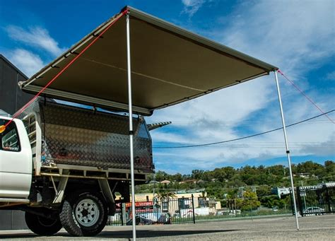 4wd shade awning darche eclipse 2 5m x 2 5m 4wd awning shade shelter ebay