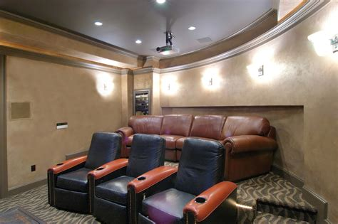 home theater decor top six trends in home theater d 233 cor home theater