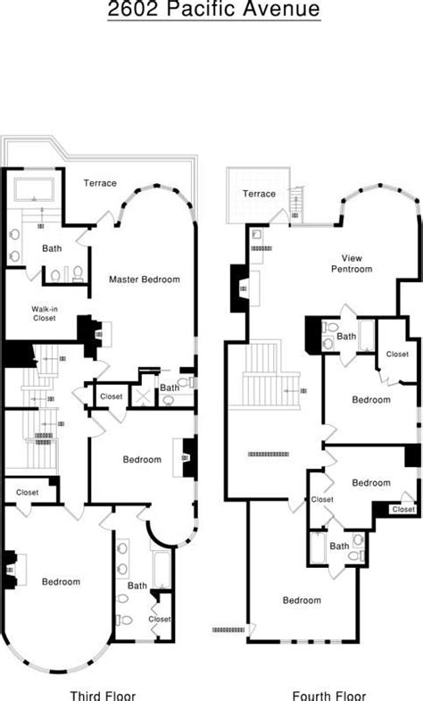 san francisco floor plans 113 best images about homes interior decor on pinterest