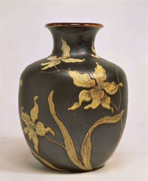 Martin Brothers Vase by Style Guide Influence Of Japan And Albert Museum