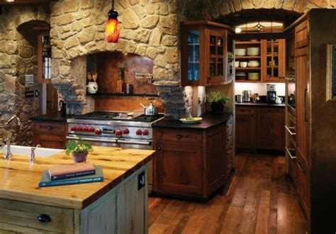Americana Kitchen Island by Entspannende Rustikale K 252 Chen Designs