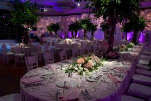 gallery enchanted forest themed wedding reception