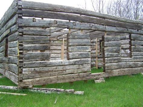Log Cabin Ottawa by Collectivator Ottawa Valley Log Cabin