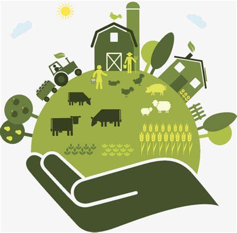 agriculture clipart flat winds icon farm land farm clipart farmland