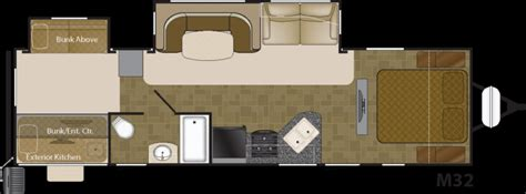 mallard travel trailer floor plans fleetwood mallard rv floor plans