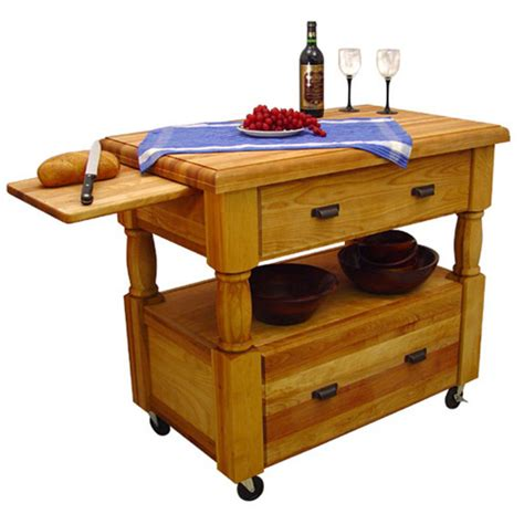 Butcher Block Kitchen Islands Butcher Block Kitchen Island Boos Islands