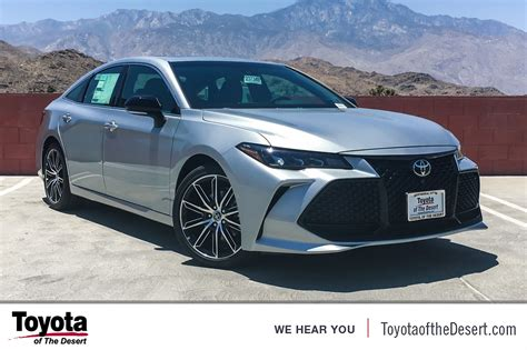 2019 toyota avalon xse new 2019 toyota avalon xse 4dr car in cathedral city