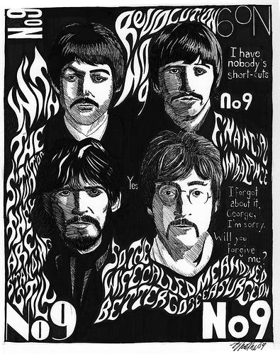 the beatles 9 the beatles revolution 9 thumbs up or thumbs