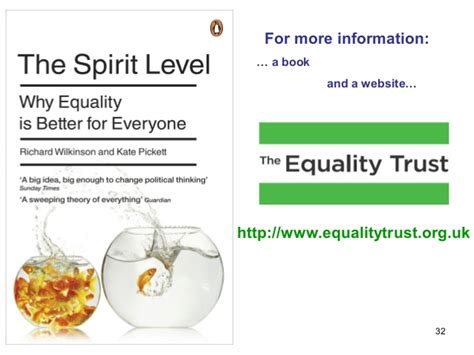 the spirit level why 0241954290 the spirit level why equality is better for everyone richard wilk