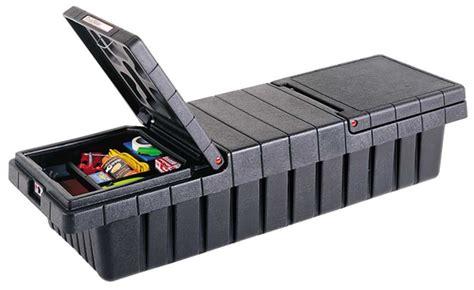 plastic truck tool box titan poly plastic crossover truck toolbox