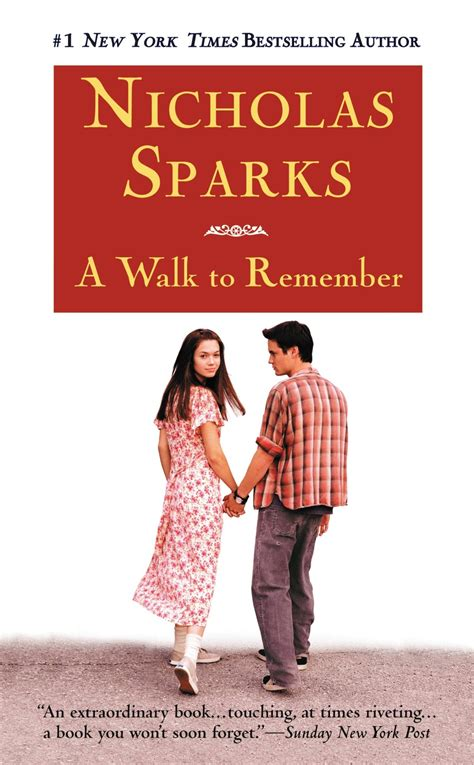 a walk to remember a walk to remember by nicholas sparks if you loved the
