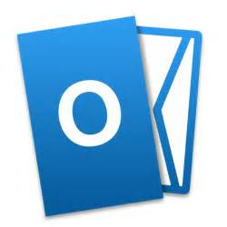Office 365 Outlook Icon Outlook Icon Microsoft Office Mac Tilt Iconset Ziggy19
