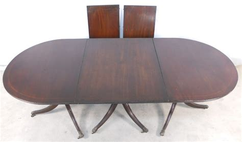Dining Table To Seat 12 Georgian Style Mahogany Extending Dining Table To Seat 12 Sold