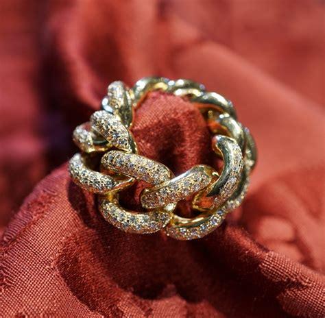 pomellato venezia anello groumette oro rosa gioielli venezia