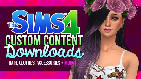 Sims 4 Custom Content Top Sims 4 Downloads | sims 4 downloads best sims 4 custom content